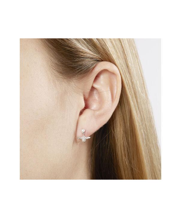 OLIVIA BURTON LONDON Pearl Bee EarringsOBJ16AME43 – Pearl Bee Stud Earrings - Side view