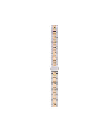 OLIVIA BURTON LONDON Big Dial Gold & Silver Bracelet Watch StrapOBS267A – Ladies Big Dial  Bracelet Watch Strap - Front view