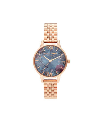 OLIVIA BURTON LONDON Under The Sea Rose Gold BraceletOB16US25 – SHOPBAG_LABEL - Front view