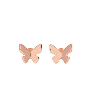 OLIVIA BURTON LONDON Social ButterflyOBJ16SBE02 – Social Butterfly Stud Earrings - Front view