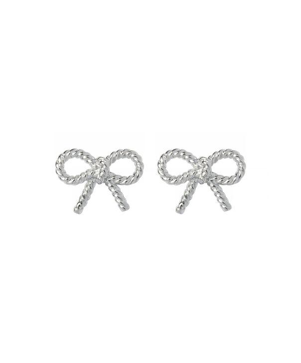 OLIVIA BURTON LONDON Vintage Bow Stud EarringsOBJ16VBE24 – Vintage Bow Stud Earrings - Front view