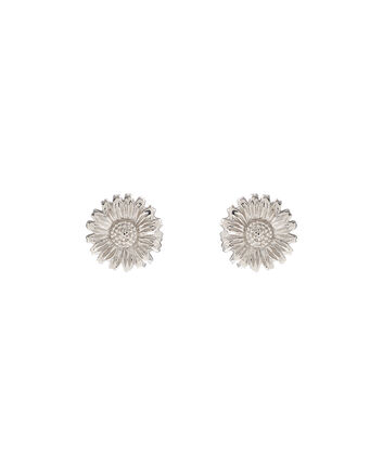 OLIVIA BURTON LONDON 3D DaisyOBJ16DAE15 – 3D Daisy Stud Earrings - Front view