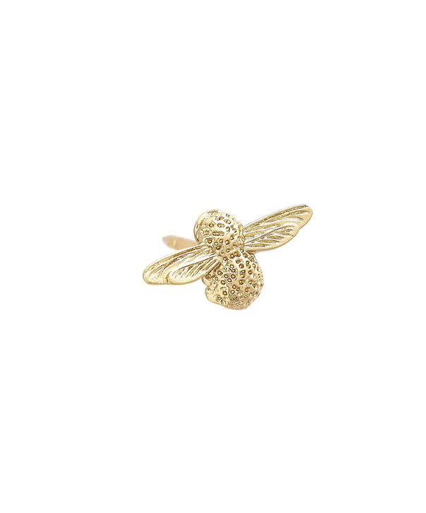 OLIVIA BURTON LONDON Gold Bee PinOBPIN01 – Bee Pin in Gold - Side view