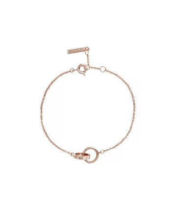 OLIVIA BURTON LONDON The Classics Chain BraceletOBJENB13B – The Classics Chain Bracelet - Front view