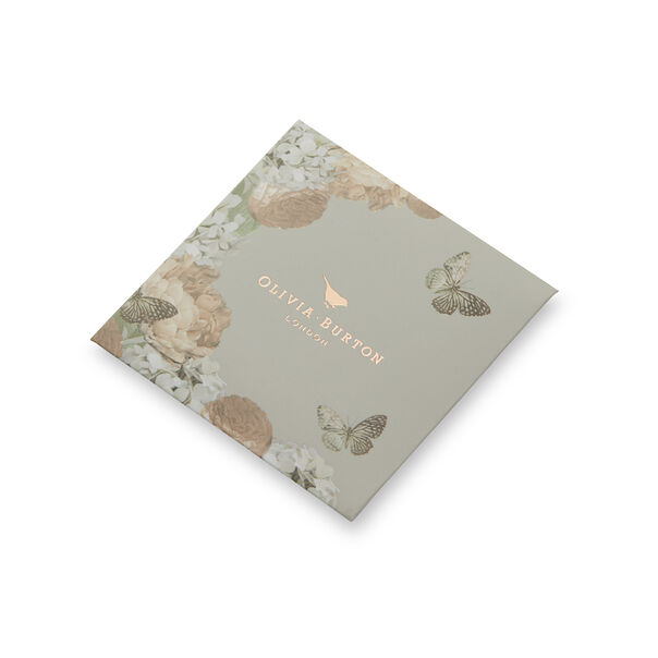OLIVIA BURTON LONDON Signature Grey Gift Wrap set840048008 – Gift Wrap in Grey - Other view