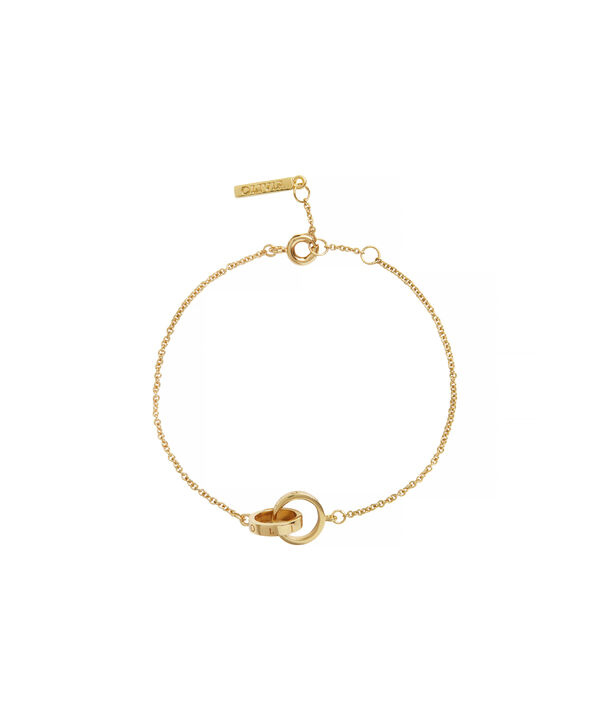 OLIVIA BURTON LONDON The Classics Chain BraceletOBJENB12B – The Classics Chain Bracelet - Front view