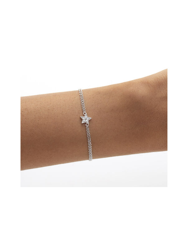 OLIVIA BURTON LONDON Celestial Star Chain BraceletOBJ16CLB03 – Celestial Chain Bracelet - Back view