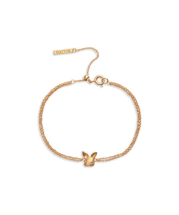 OLIVIA BURTON LONDON 3D Bunny Chain Bracelet GoldOBJAMB97 – 3D Bunny Chain Bracelet Gold - Front view