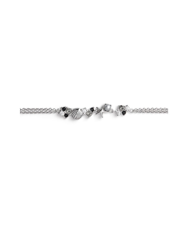 OLIVIA BURTON LONDON Under The Sea Chain Bracelet SilverOBJSCB01 – SHOPBAG_LABEL - Side view