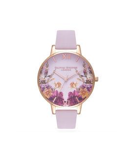 Enchanted Gardens Blossom & Rose Gold Watch
