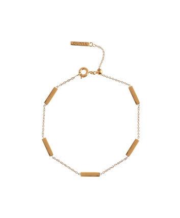 OLIVIA BURTON LONDON EngravableOBJ16ENB13 – Engravable Chain Bracelet - Front view