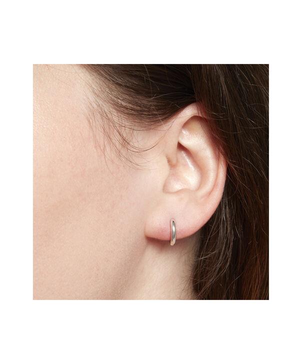 OLIVIA BURTON LONDON Huggie Hoop EarringsOBJ16COE23 – Huggie Hoop Earrings - Back view