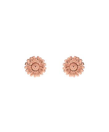 OLIVIA BURTON LONDON 3D DaisyOBJ16DAE14 – 3D Daisy Stud Earrings - Front view