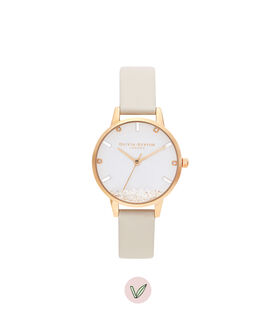 The Wishing Watch Gold & Vegan Nude