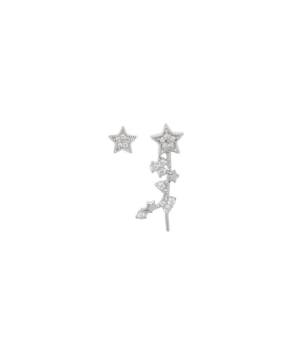 OLIVIA BURTON LONDON Celestial Star Crawler and Stud EarringOBJ16CLE03 – Celestial Crawler & Stud - Front view