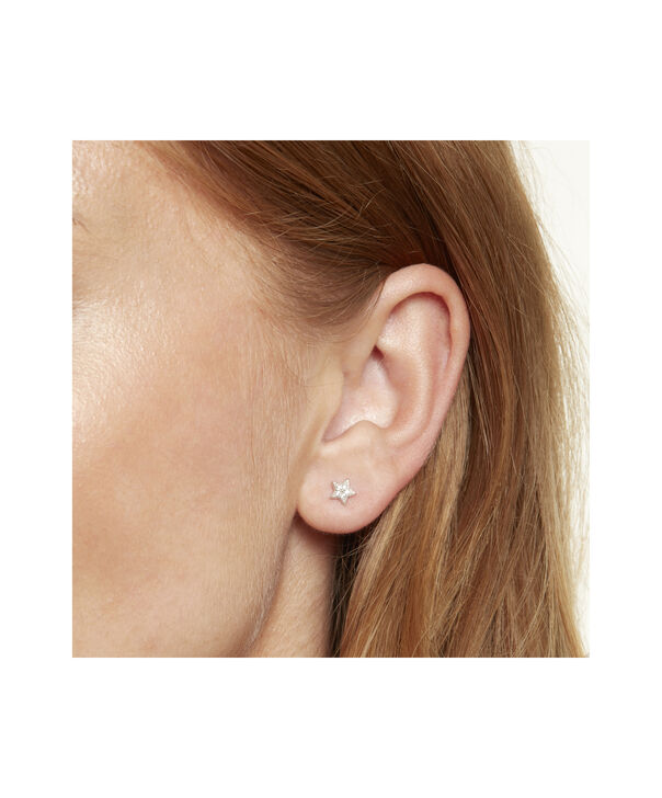 OLIVIA BURTON LONDON Celestial Star Crawler and Stud EarringOBJ16CLE03 – Celestial Crawler & Stud - Back view