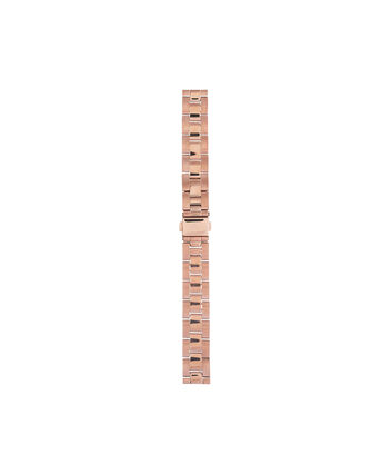 OLIVIA BURTON LONDON Ladies Big Dial Rose Gold Bracelet Watch StrapOBS123A – Ladies Big Dial Bracelet Watch Strap - Front view