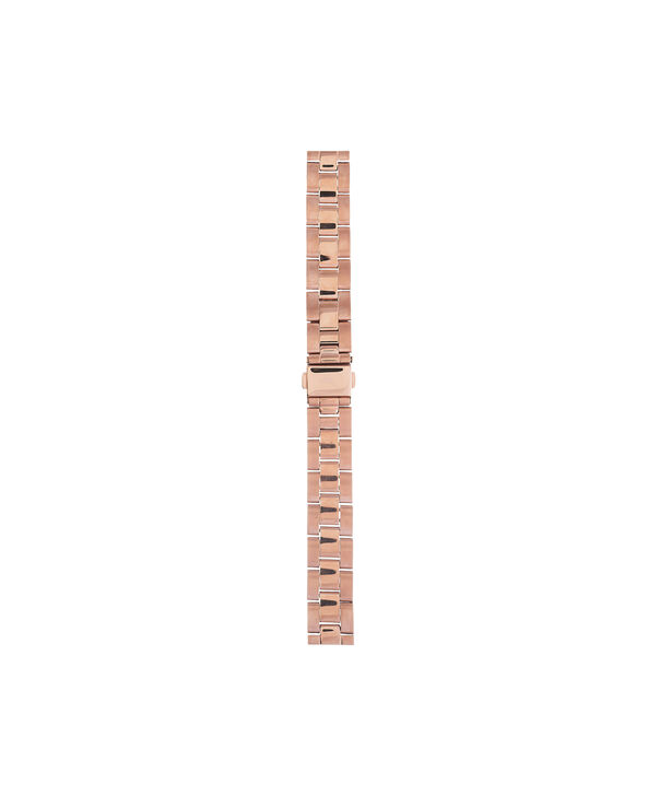 OLIVIA BURTON LONDON Big Dial Rose Gold Bracelet Watch StrapOBS123A – Ladies Big Dial Bracelet Watch Strap - Front view