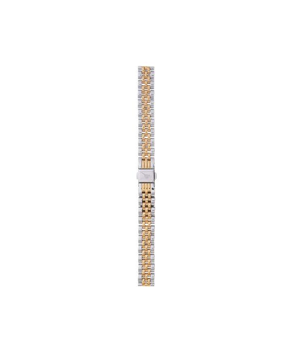 OLIVIA BURTON LONDON Midi Dial Bracelet Watch Strap OBS268A – Mixed Metal Bracelet Strap - Front view