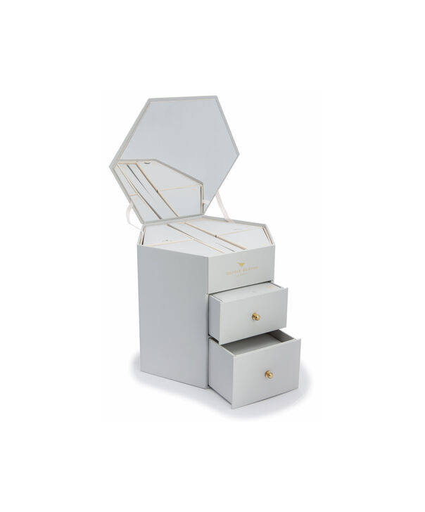 OLIVIA BURTON LONDON Bee Happy Gift SetOB16GSET32 – Bee Merry Box Gift Set - Back view
