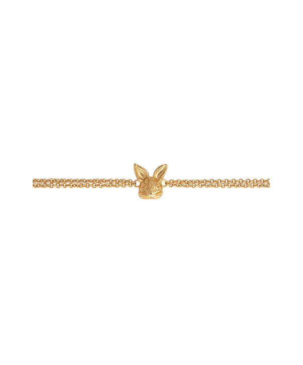 OLIVIA BURTON LONDON 3D Bunny Chain Bracelet GoldOBJAMB97 – 3D Bunny Chain Bracelet Gold - Side view