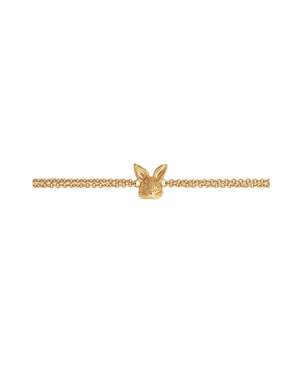 OLIVIA BURTON LONDON 3D Bunny Chain Bracelet GoldOBJAMB97 – 3D Bunny Chain Bracelet Gold - Side view