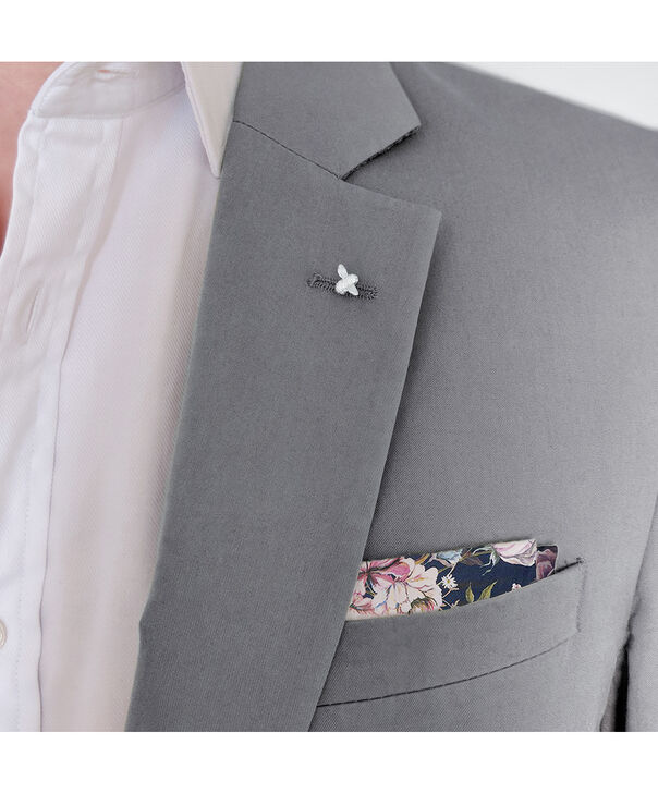OLIVIA BURTON LONDON Pocket Square and Bee Pin Gift SetOBJGSET05 – Pocket Square and Bee Pin Gift Set - Other view