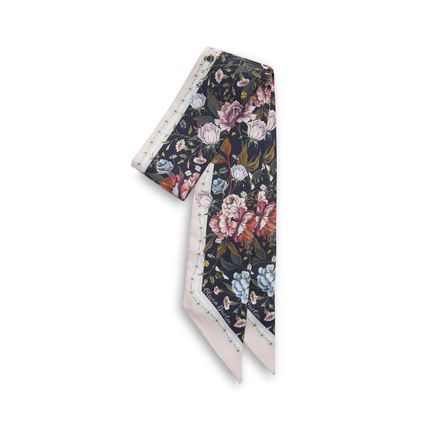 OLIVIA BURTON LONDON Scarf Tie Gift SetOB16GSET23 – Demi Dial in pink and Rose Gold - Other view