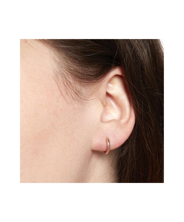 OLIVIA BURTON LONDON Huggie Hoop EarringsOBJ16COE25 – Huggie Hoop Earrings - Back view