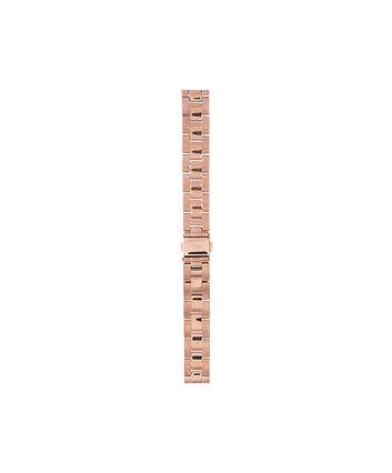 OLIVIA BURTON LONDON Big Dial Rose Gold Bracelet StrapOBS123A – Rose Gold Bracelet Strap - Front view