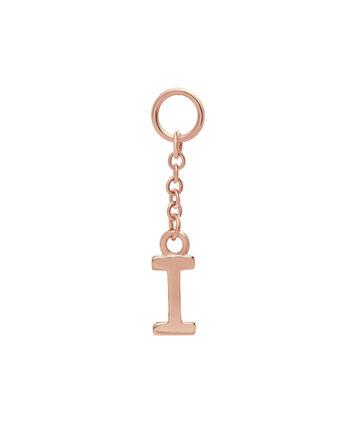 OLIVIA BURTON LONDON Initital Charm I Rose GoldOBJ16HCRGI – Charm in Rose Gold - Front view