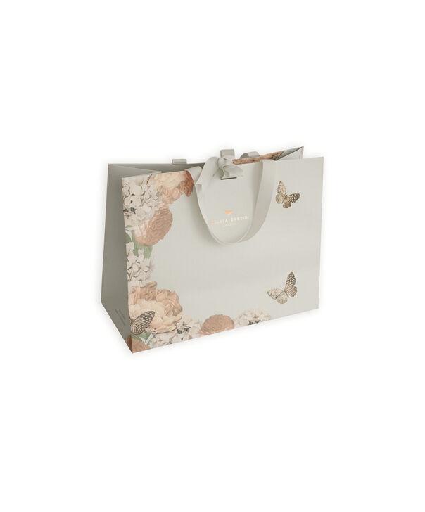 OLIVIA BURTON LONDON Signature Grey Gift Wrap set840048008 – Gift Wrap in Grey - Side view