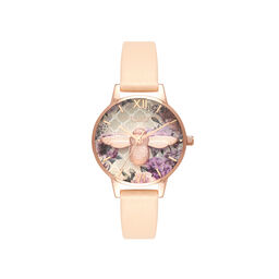Glasshouse Nude Peach & Rose Gold