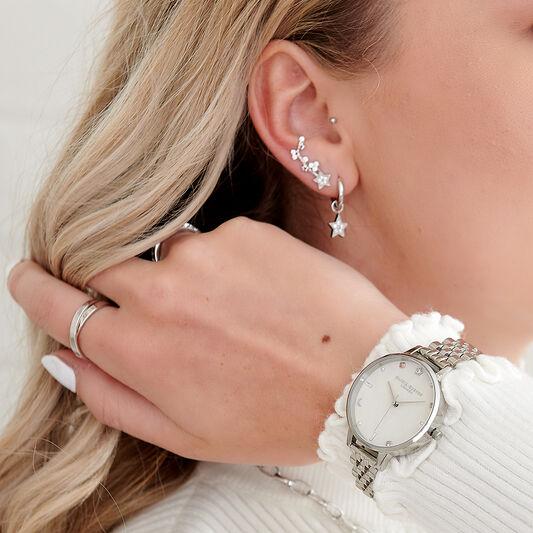 Celestial Silver Bracelet
