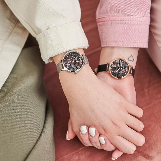 Celestial Demi Dial Watch
