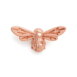 Lucky Bee Pin Rose Gold