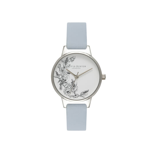 Olivia Burton Woodland Animals Watch