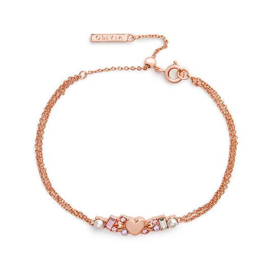 Sweetie Rose Gold Bracelet