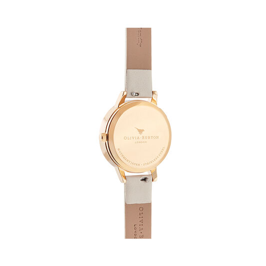 The Wishing Watch Gold Bracelet