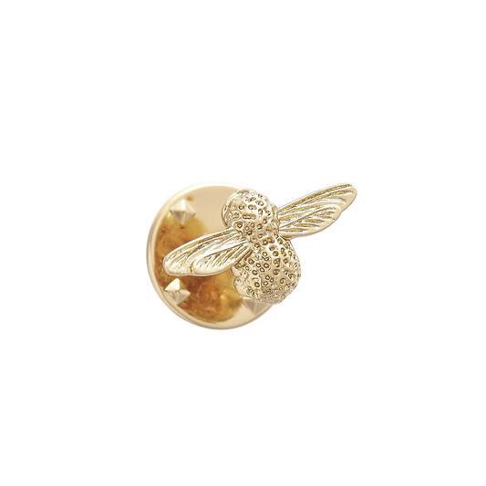 Gold Bee Pin