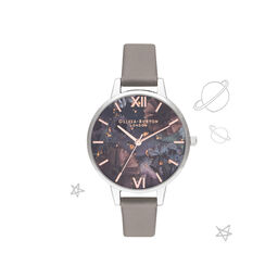 Celestial Demi Dial Watch
