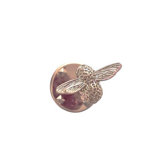 Rose Gold Bee Pin