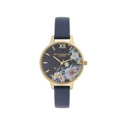 Enchanted Garden Demi Dial Watch