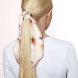 Sunlight Floral Skinny Scarf