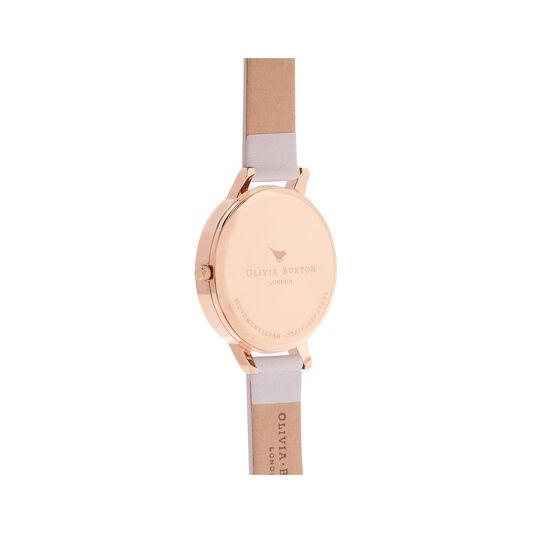 Big Dial Blush Dial & Rose Gold Watch