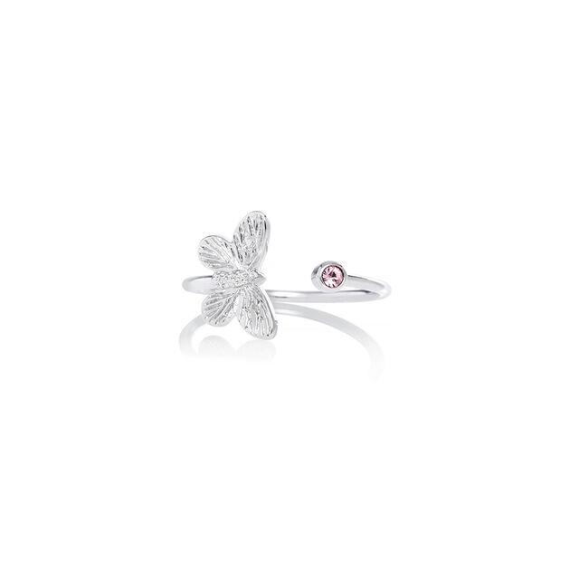 Olivia Burton Bejewelled Butterfly Women's Ring