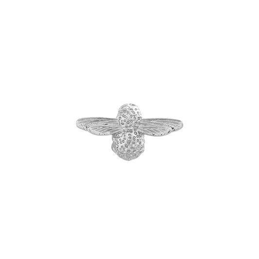Silver Bee Pin