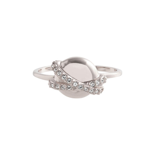 Planet Silver Ring