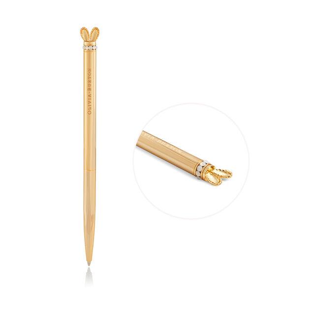 Bunny Ears Pen Gold
