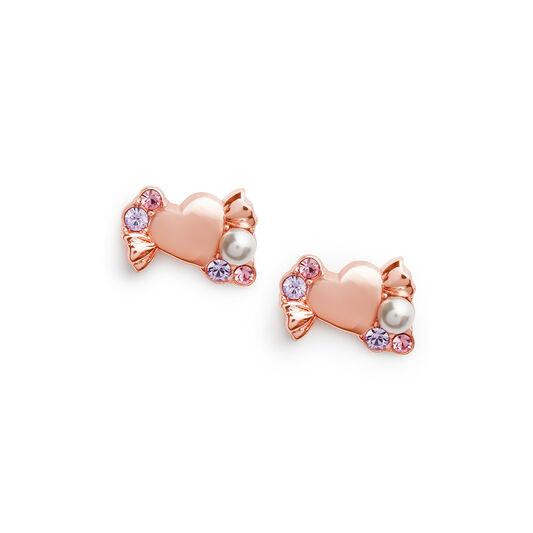 Sweetie Rose Gold Earrings